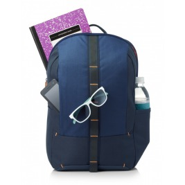 HP 15.6'' Commuter Backpack (Blue)