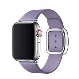Watch Acc/40/Lilac Modern Buckle - Large