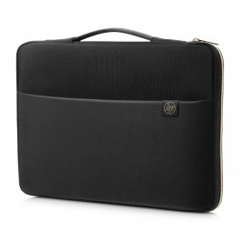 HP 14'' Carry Sleeve Black/Gold
