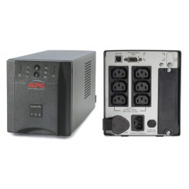 APC Smart-UPS 750VA 230V USB with UL approval