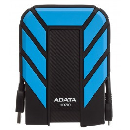 ADATA HD710P 2TB External 2.5'' HDD 3.1 modrý