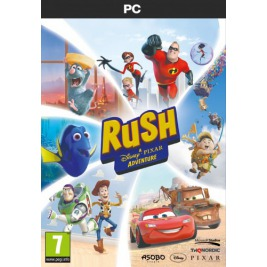 Rush - A DisneyPixar Adventure