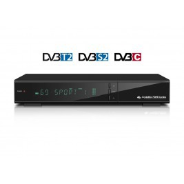 AB Cryptobox 752HD Combo DVB-T2/S2/C