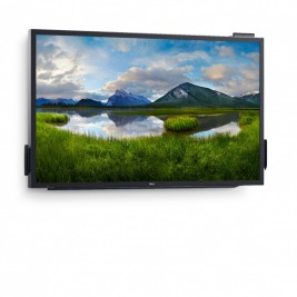 55'' LCD Dell C5518QT IPS 16:9 8ms/1000:1/HDMI/DP/VGA/3RNBD/Černý