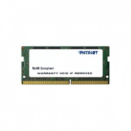 SO-DIMM 4GB DDR4-2133MHz Patriot CL15