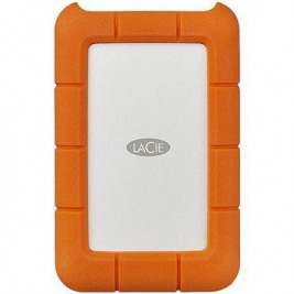 Ext. HDD LaCie Rugged Secure USB-C 2TB + Rescue