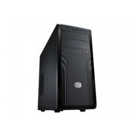 case Cooler Master miditower Force 500, ATX, black, USB3.0, bez zdroje
