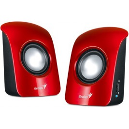 Speaker GENIUS SP-U115 1,5W USB red