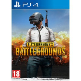 PS4 - PlayerUnknown's Battlegrounds (PS4)/EAS