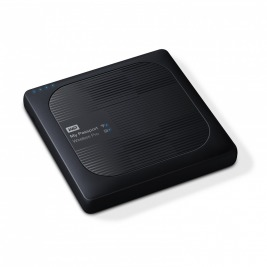 Ext.HDD 2.5'' WD My Pass.Wireless Pro 4TB USB3.0,SD