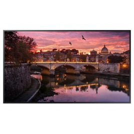 "55"" LED Samsung QB55R - UHD, 350cd, MI, 16/7"