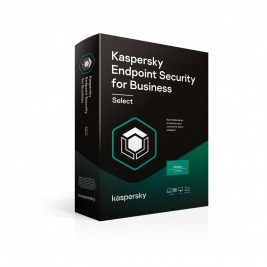 Kaspersky Endpoint Select 50-99 Node 1 year Nová