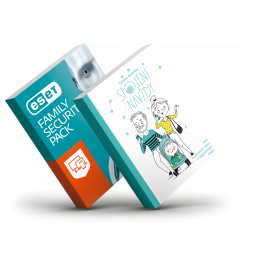 ESET Family Security Pack 2019 BOX