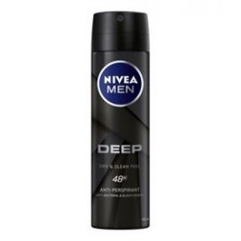 NIVEA MEN Antiperspirant spray Deep 150 ml