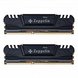 EVOLVEO Zeppelin, 4GB 800MHz DDR2 CL6, GOLD, box
