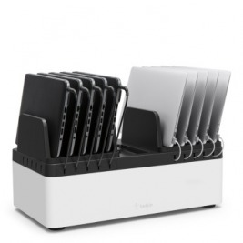 BELKIN Storage and Charge Fixes slots 10 ports USB Power