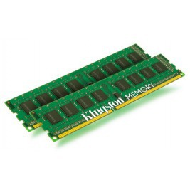 16GB DDR3-1333MHz Kingston CL9, kit 2x8GB
