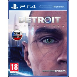 PS4 - Detroit: Become Human - 25.5.