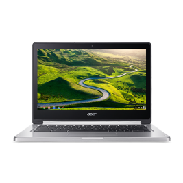 Acer Chromebook Spin R 13 - 13T''/MT8173/4G/64GB/Chrome stříbrný