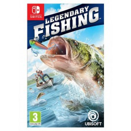 NS - LEGENDARY FISHING EXP