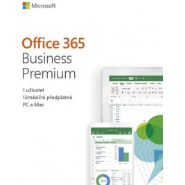 Office 365 Business Premium Retail CZ
