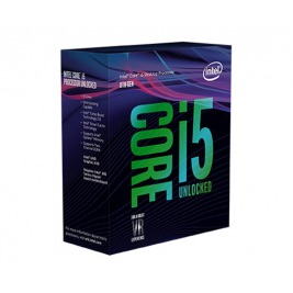 CPU INTEL Core i5-8600K (3.6GHz, 9M, LGA1151)