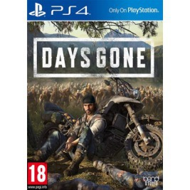 PS4 - Days Gone - 26.4.2019