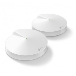 TP-Link AC2200 Tri-Band Smart Home Mesh WiFi System Deco M9 Plus(2-pack)